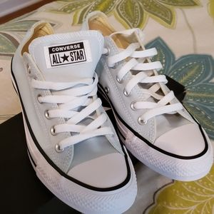 New Converse size 7.0